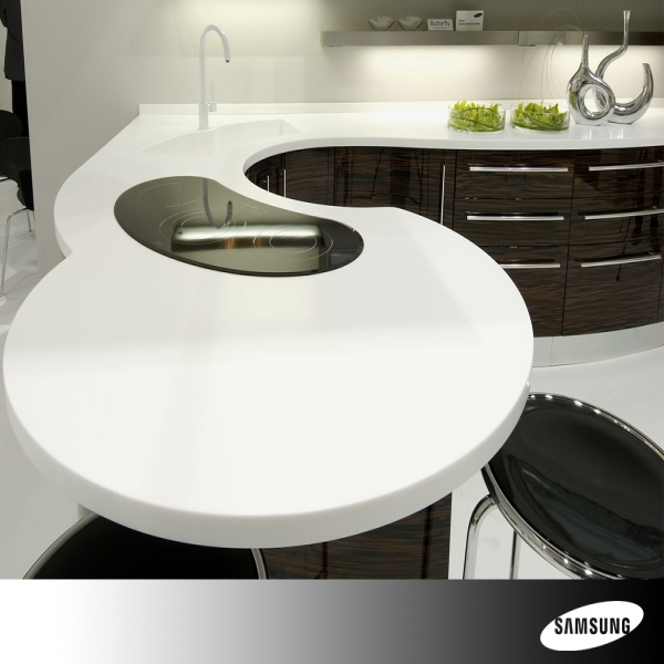 Samsung Solid Surface
